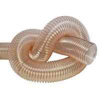 Hadice odsávací průhledná pro 100mm hrdlo - 2,5m délka FHP-100025