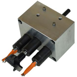 IGM Vrtací hlava pro malé závěsy 26mm FMB3875