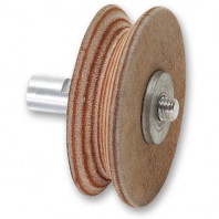 JET Profilový leštící kožený kotouč pro JSSG-10 121-708028