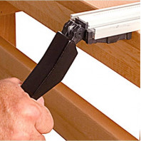 IGM Prodloužená rukojeť pro pravítko s rychloupínáním 146-1105