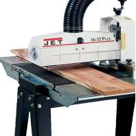 JET Výstupní a vstupní přídavné stoly pro brusku 16-32 Plus 121-981601
