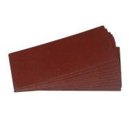 Brusný papír 93 x 230mm 10ks - zrnitost 80 125-214702