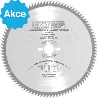CMT Pilový kotouč na lamino, plast a neželezné kovy - D254x3,2 d30 Z80 HM Odhlučněný C29708110M