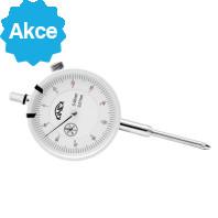 Úchylkoměr číselníkový KINEX 0-10 mm/60 mm/0,01 mm, ISO 46325, ČSN 25 1811, ČSN 25 1816 1155-02-010