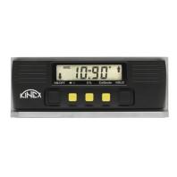 Digitální vodováha / sklonoměr KINEX 150x52x33 mm 5017-02-150