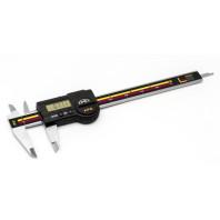 Digitální posuvné měřítko do vlhkého prostředí KINEX ICONIC Labo 200 mm, DIN 862, IP 67 - TOP QUALITY, PC 6040-27-200