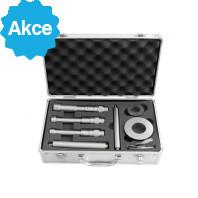 Sada třídotekových mikrometrů (dutinoměrů) KINEX 40-100 mm, 0,001mm, DIN 863, IP 54 7089-03-100