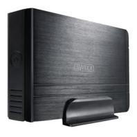 """Externí box Sweex ST070 pro 3.5"""" SATA USB 3.0 Černý 16231001"""