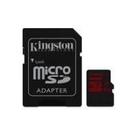 Paměťová karta Kingston micro SDHC U3 32GB, 90R/80W, s adaptérem 28460519