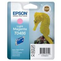 Inkoust Epson Ink T0486 světle purpurový 384886