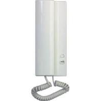 Domácí telefon Tesla Elegant s bzučákem bílý 4+n 56228036