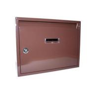 Schránka poštovní paneláková 325x240x60mm HN bez děr 634049