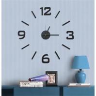 Samolepící hodiny G21 Classic Style 782128
