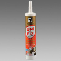 MS UNIFIX na všechna tmelení a lepení (04.41) kartuše290 ml bílá 52012BD