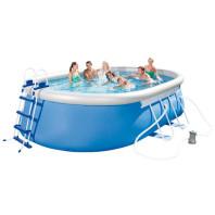 Bazén oválný 488 x 305 x 107 cm komplet  56447