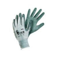 Canis Protipořezové rukavice CITA II, šedé  363000270000