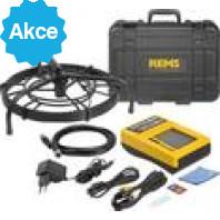 REMS CamSys Set S-Color 30 H Elektronický kamerový inspekční systém 175010