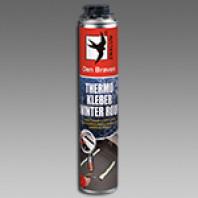 Thermo Kleber ROOF WINTER (05.19c), pistolová dóza750 ml zelená  40350RF