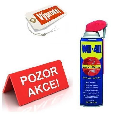 WD40 450 ml - Nejlevnější v ČR!!!